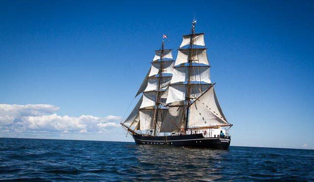 Mitmachen! veter i volny – Jugendaustausch zur See