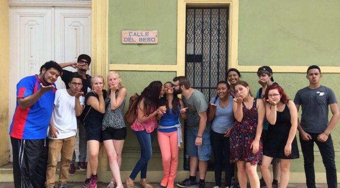 Nicaragua Austausch: nächstes Treffen
