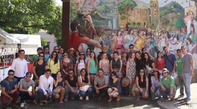 Jugendbegegnung in Guadalajara, Mexiko