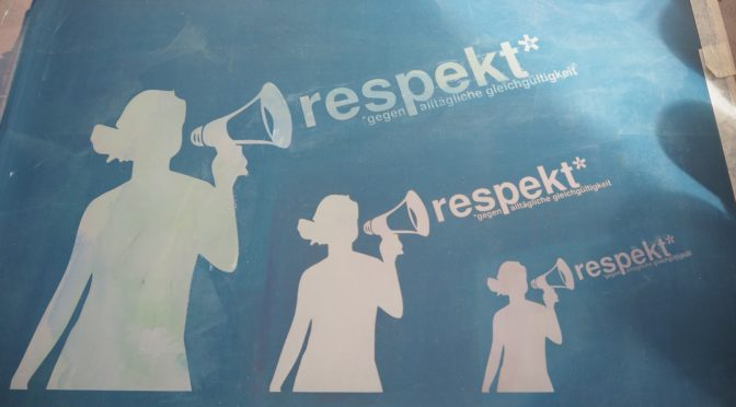 nächstes Treffen für die respekt* planung