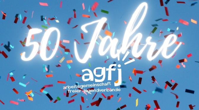 50 Jahre AGfJ!